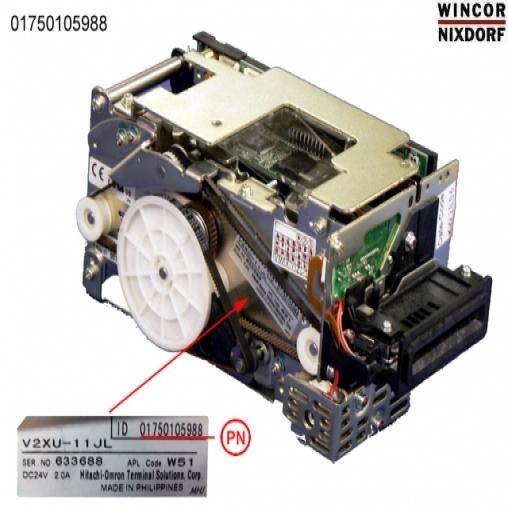 Картридер Wincor Nixdorf V2XU USB